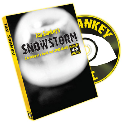 Snowstorm (With DVD) by Jay Sankey - Trick