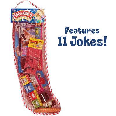 Soc-O-Jokes - Trick
