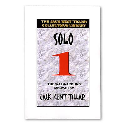 Solo by Jack K Tillar - Book