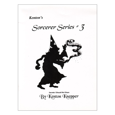Sorcerer Series book- #3