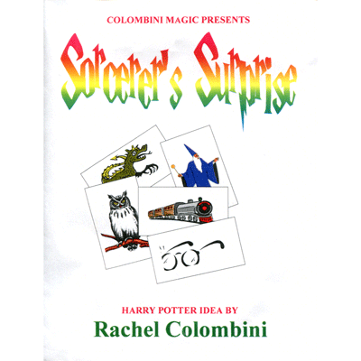 Sorcerer's Surprise by Wild-Colombini Magic - Trick