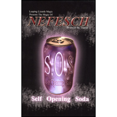 S.O.S. (Self Opening Soda) by Nefesch - Trick