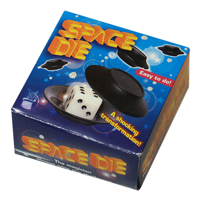 Space Dice by Di Fatta - Trick