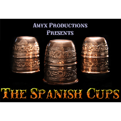 The Spanish Cups by Andy Amyx - Trick