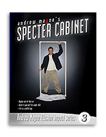 Specter Cabinet - Andrew Mayne - Libro de Magia