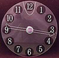 Spirit Clock Dial by Bazar de Magia - Trick