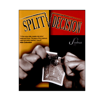 Split Decision (With DVD)
