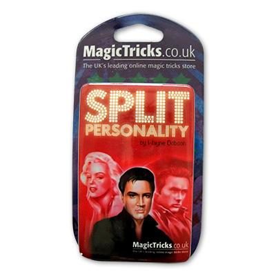Split Personality by Wayne Dobson - Trick