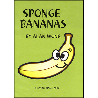 Sponge Bananas by Alan Wong - Trick