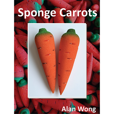 Sponge Carrots by Alan Wong - Trick