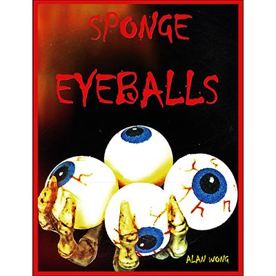 Sponge Eyeballs by Alan Wong - Trick