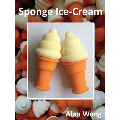 Sponge Ice Cream Cone by Alan Wong - Trick