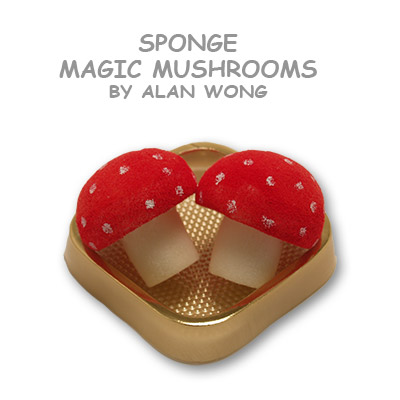 Sponge Mushrooms by Alan Wong - Trick
