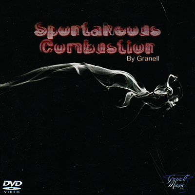 Spontaneous Combustion by Granell Magic Inc - Trick