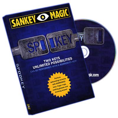 Spookey (w/DVD) by Jay Sankey - Trick