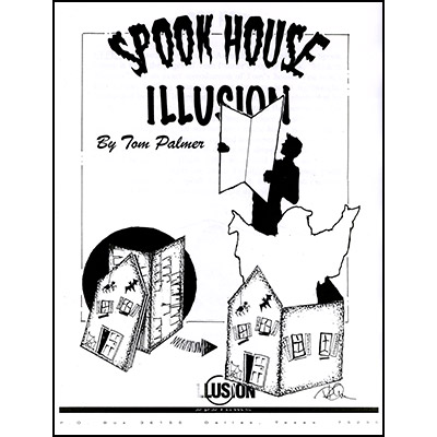 Spook House Illusion by Paul Osborne - Trick