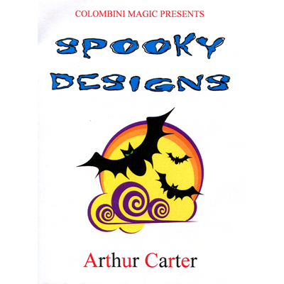 Spooky Design by Wild-Colombini Magic - Trick