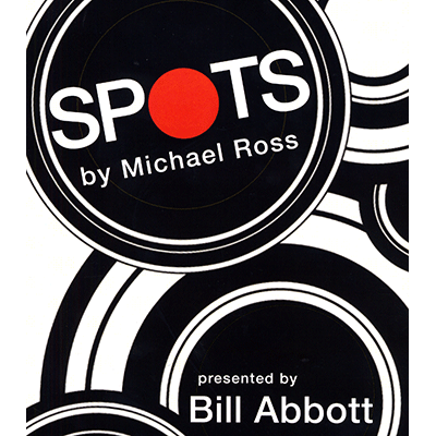 SPOTS Routine, Script & DVD - Bill Abbott