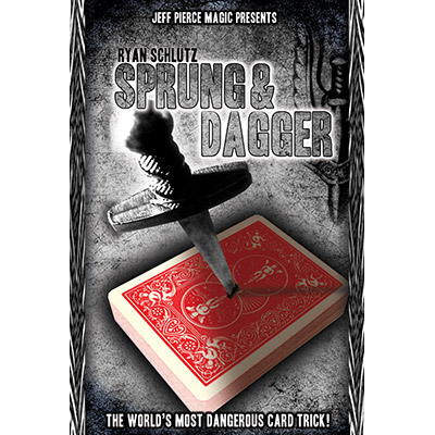 Sprung And Dagger by Ryan Schlutz - Trick