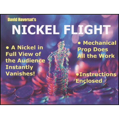 Nickel Flight by David Haversat - Trick