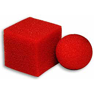 The Great Square Ball Mystery (Super Soft) - Goshman