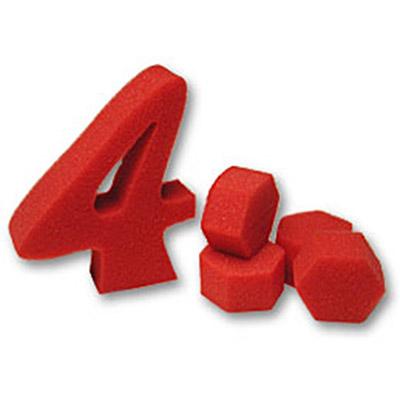 Super Soft Then There Were 4 Goshman - Rojo