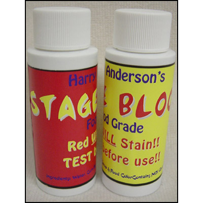 Stage Blood/Harry Anderson's  (2 OZ)