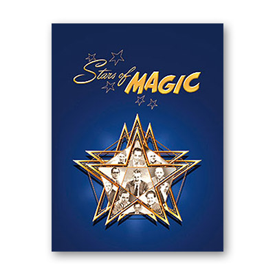 Stars Of Magic by Meir Yedid - Book