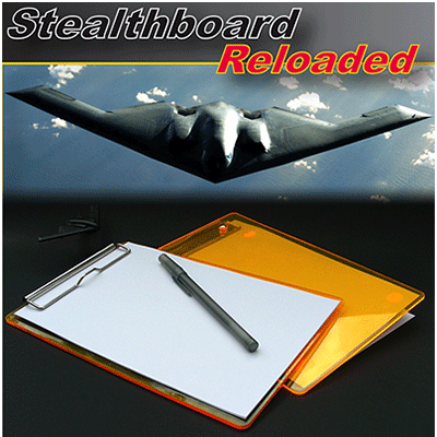 Stealthboard Reloaded (Neon, 6X9) by Mark Zust