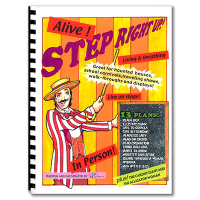 Step Right Up by Paul Osborne - Trick