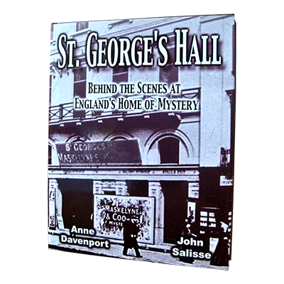 St. Georges Hall - Mike Caveney - Libro de Magia