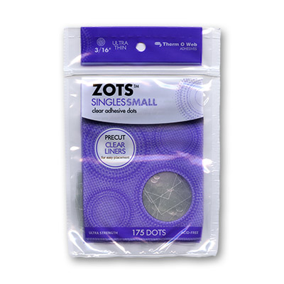 "Sticky Dots Small (175 dots- 3/16"" diameter) - Trick"