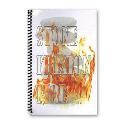 Stone Frixion Fire by Jeff Stone - Book