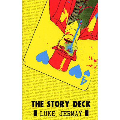 The Story Deck book by Luke Jermay - Book