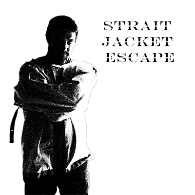 Escape Artist's Strait jacket (xxl) by Premium Magic - Trick
