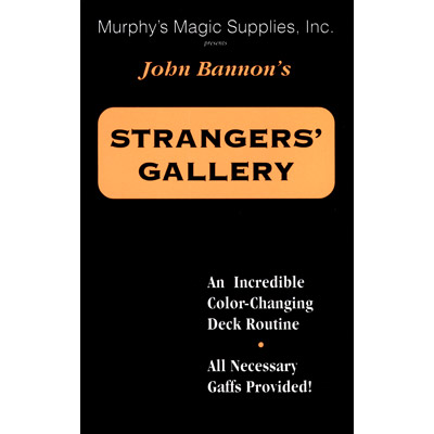 Stranger's Gallery