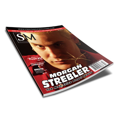 Street Magic Magazine August/September 2007 Issue - Black's Magic - Libro de Magia