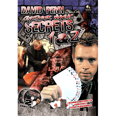 Street Magic Secrets (2 DVD Set)by David Penn