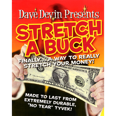 Stretch-a-Buck by Dave Devin