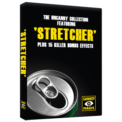 Stretcher (DVD & Gimmicks) - Jay Sankey