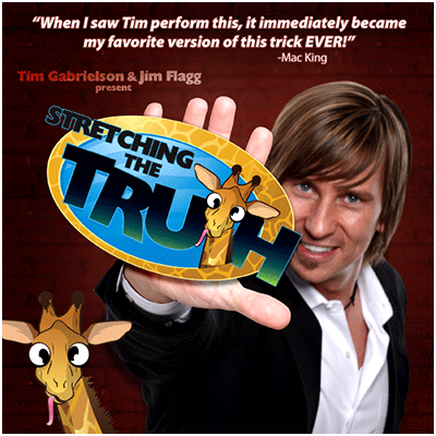 Stretching The Truth 2.0 by Tim Gabrielson - Trick