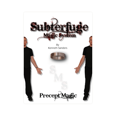 Subterfuge 2.0 Magic System (Medium) by Kenneth Sanders