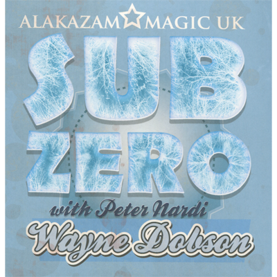 Sub Zero by Wayne Dobson with Peter Nardi - Tricks