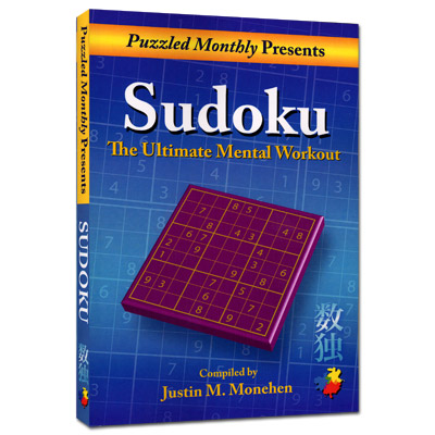 Sudoku - The Ultimate Mental Workout by Justin Monehen - Trick
