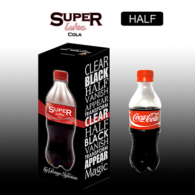 Super Coke (Half) by Twister Magic - Trick