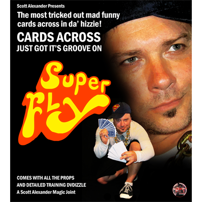 Super Fly (All Gimmicks and DVD) by Scott Alexander - Trick