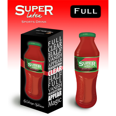 Super Latex Sports Drink (full) by Twister Magic - Trick