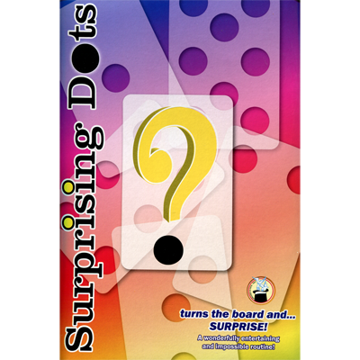 Surprising Dots by Di Fatta Magic - Trick