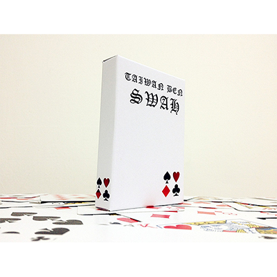 SWAG Limited Edition by Taiwan Ben Magic - Trick