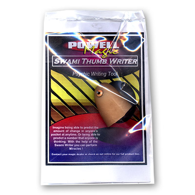 Swami Thumb Writer (Pencil Lead) by Powell Magic - Trick